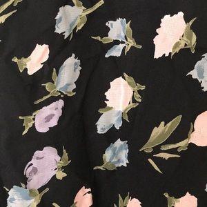 bebe Dresses - 1990s vintage Bebe Floral print summery dress